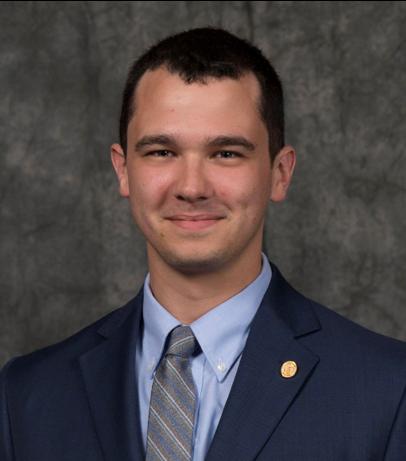 Hunter Layne Senior District Executive
