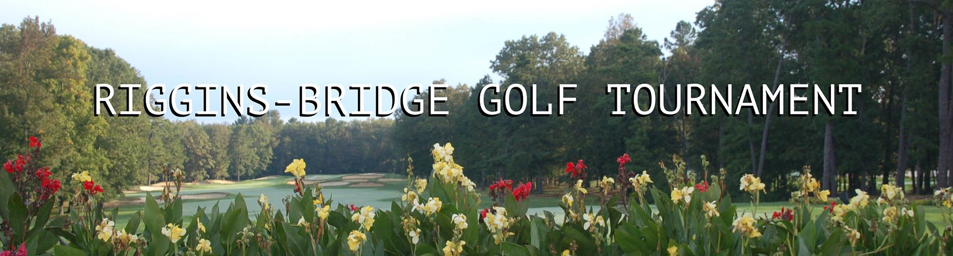Riggins-Bridge Golf Tournament benefitting the Garden State Council, BSA