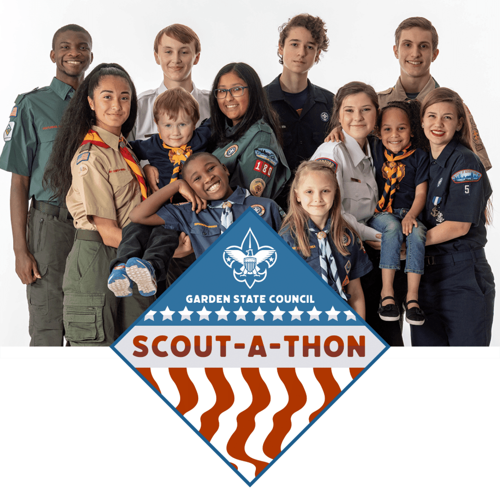 Scout-A-Thon from Garden State Council, BSA