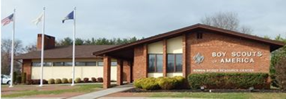External image of the Scout Shop at the Rowan Scout Resource Center in Westampton, NJ