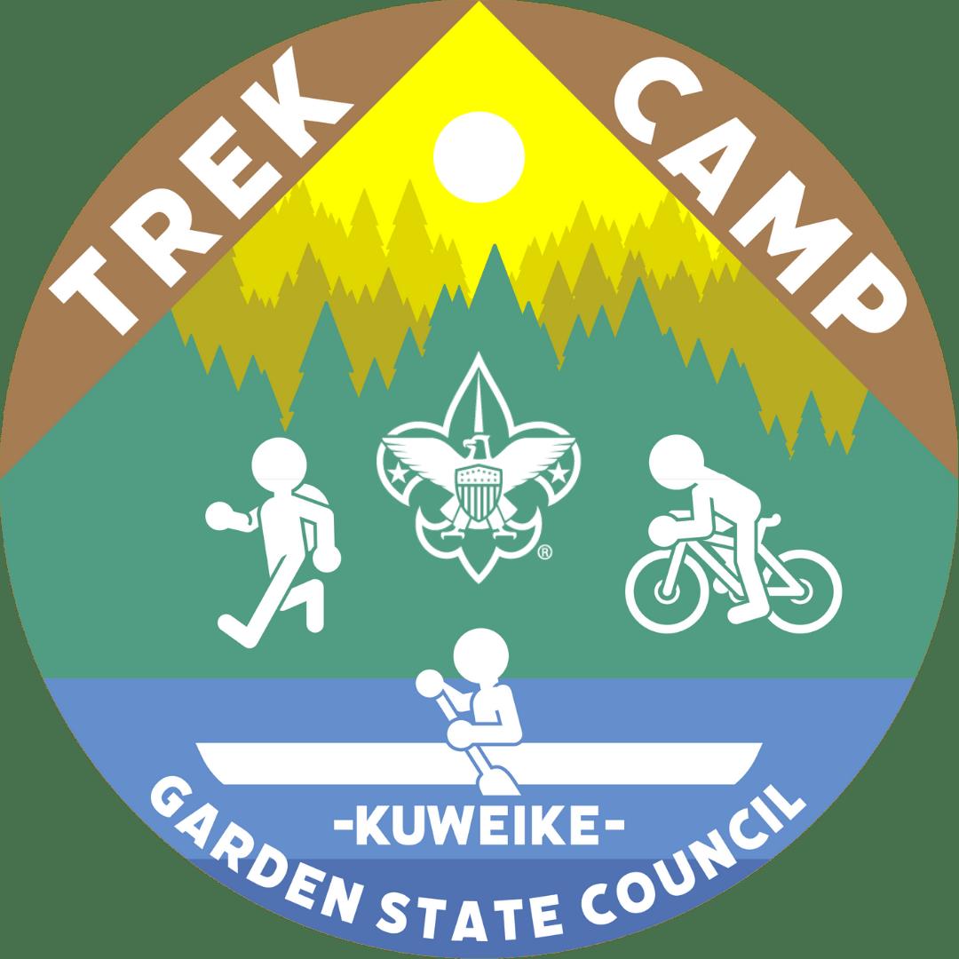 Trek Camp at Garden State Council, BSA